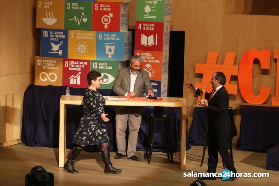 """Aspar """"La Besana"""" premiada con el Premio Especial Solidaridad Cruz Roja 2018."""