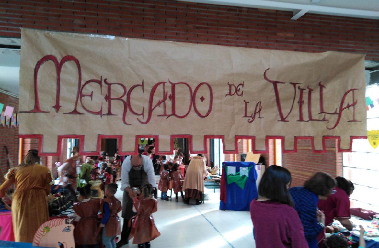 """Colaboración de Aspar """"La Besana"""" con el C.E.I.P. Pablo Picasso de Carbajosa de la Sagrada."""