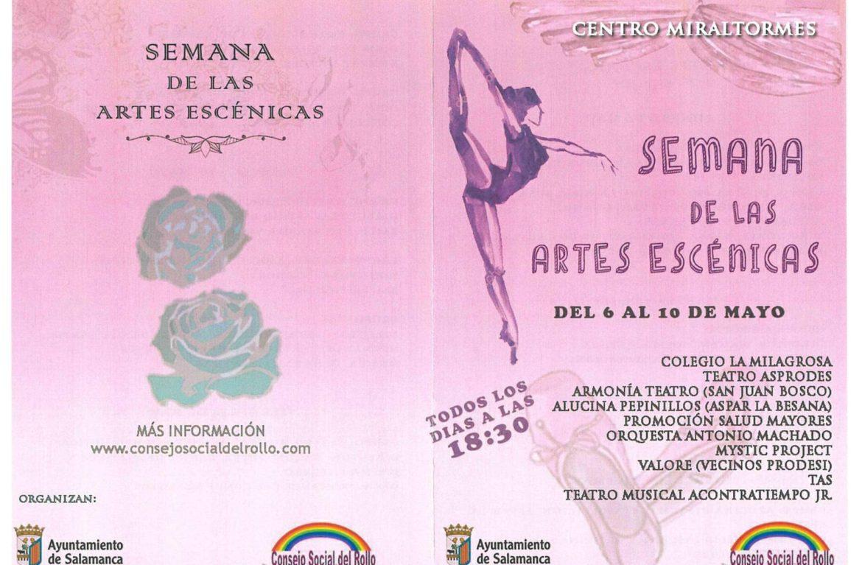 """Semana de las Artes Escénicas, participación de Aspar """"La Besana"""""""