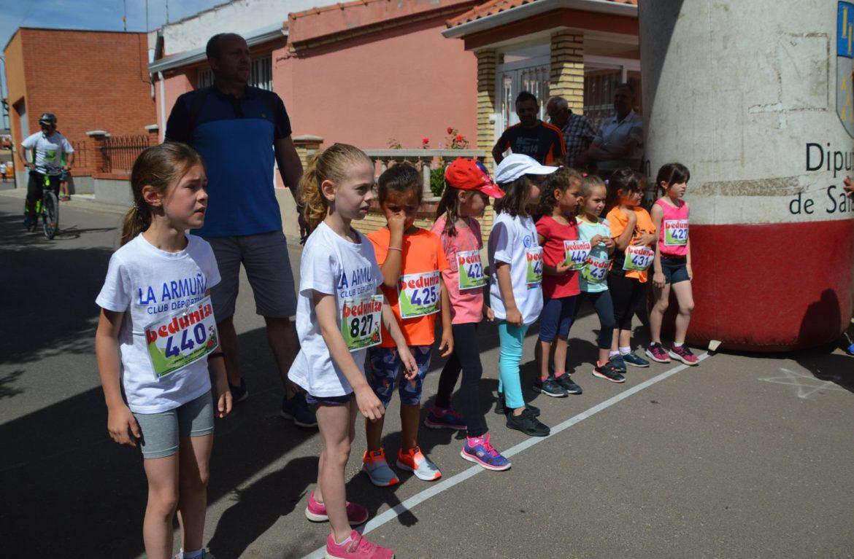 """Aspar """"La Besana"""" celebró la II Carrera Popular y Marcha Solidaria"""