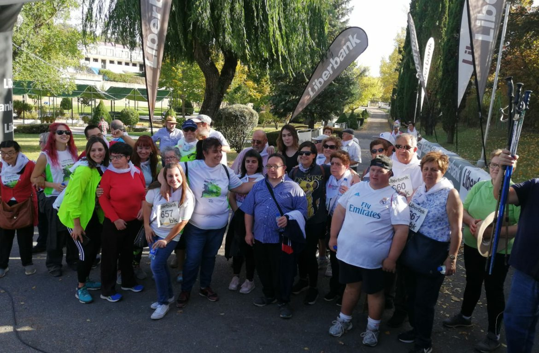 Marcha solidaria Balneario de Ledesma
