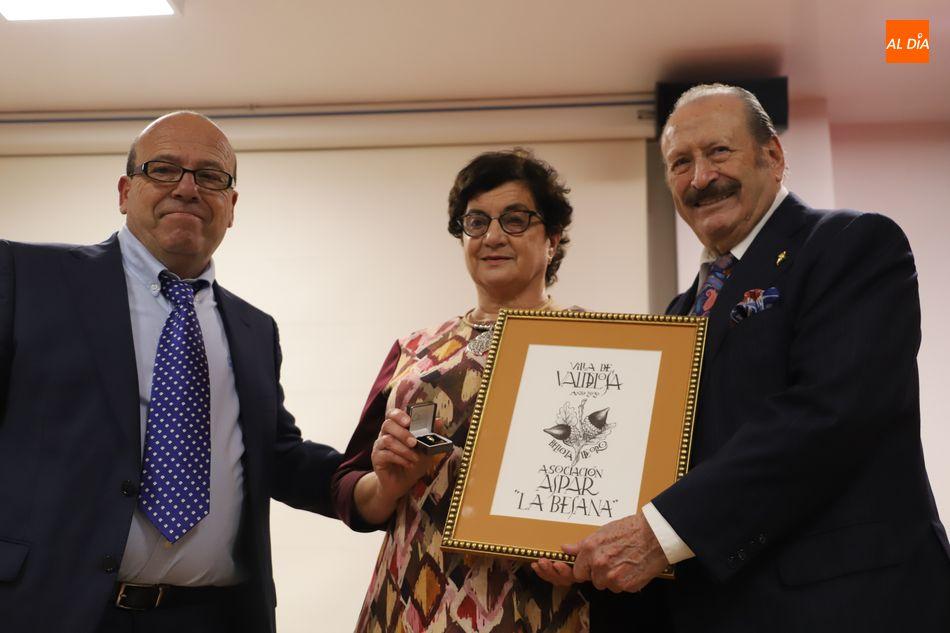 """ASPAR """"La Besana"""" Premio Bellota de Oro, Ayuntamiento de Valdelosa"""