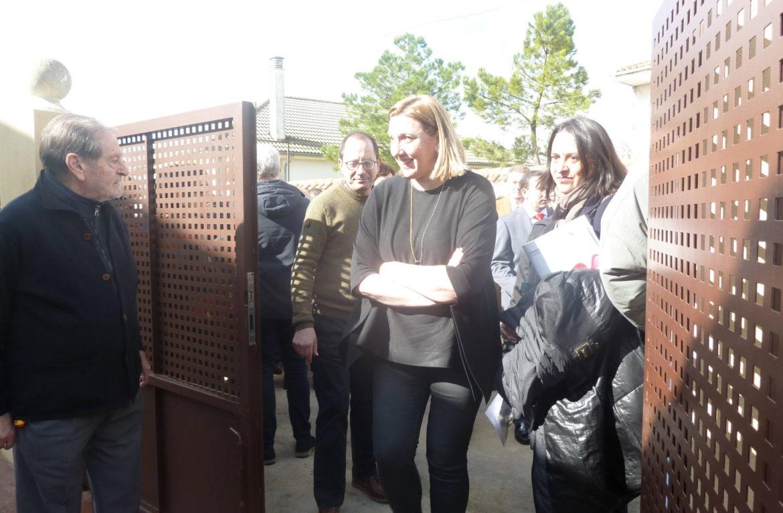 Jornada de Puertas Abiertas de la Vivienda Tutelada de Gomecello