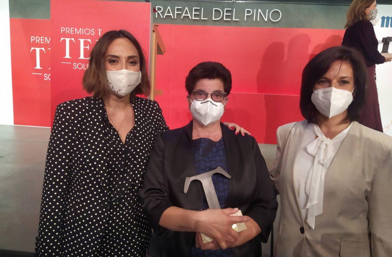 """""""ROMPIENDO BARRERAS"""", de Aspar """"La Besana"""" galardonado con el Premio Telva-Solidaridad 2020"""