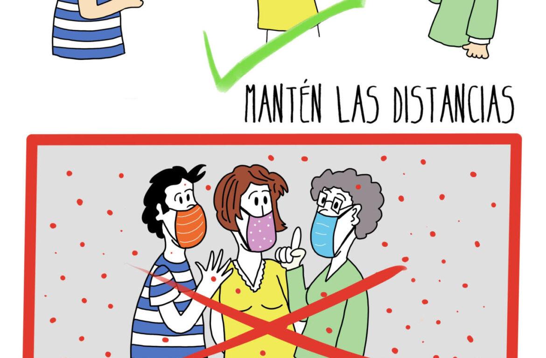 """ASPAR """"LA BESANA"""" SE ADAPTA EN PREVENCIÓN DE COVID"""